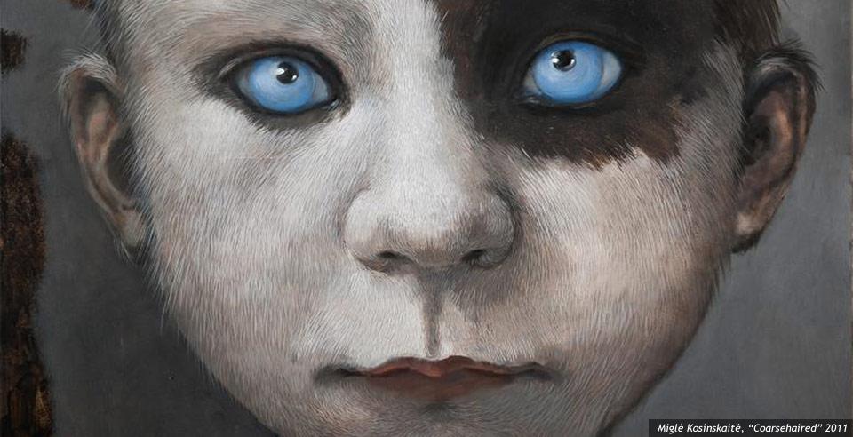"""Migle Kosinskaite - """"Coarsehaired"""" 2011"""