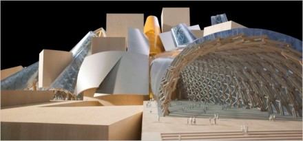 Frank Gehry's designs for the Guggenheim Abu Dhabi