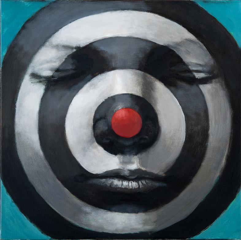 Migle Kosinskaite - Jokers I (series of paintings)