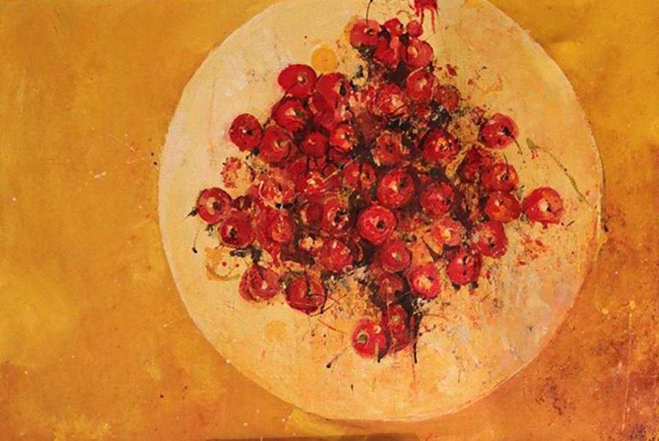 Virgis Ruseckas - A Plate