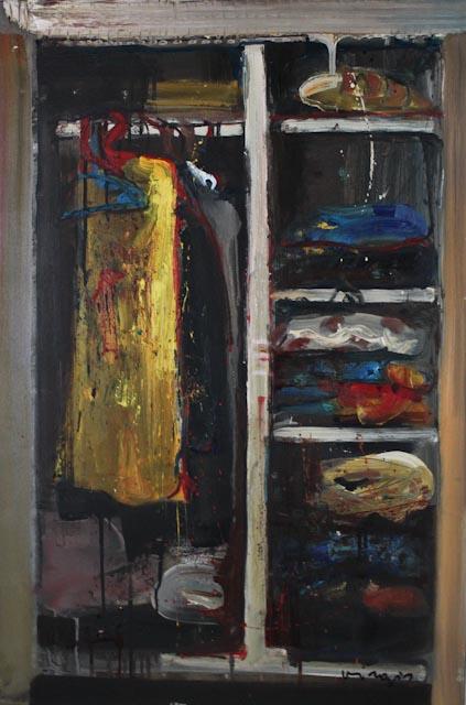 Virgis Ruseckas - Closet