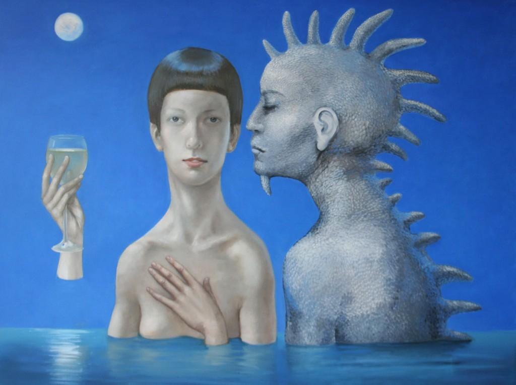 Migle Kosinskaite - Blue Moon