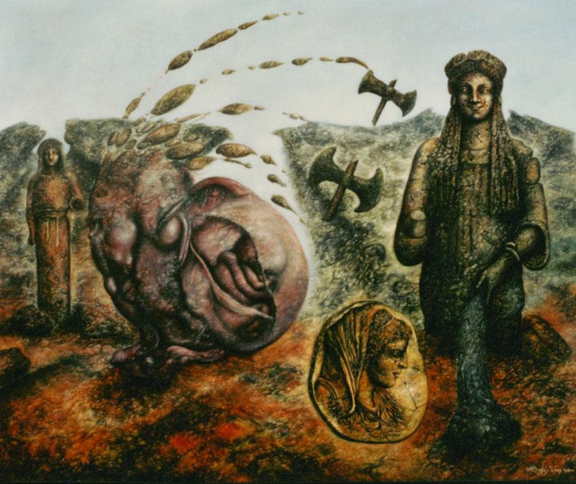Jean-Paul Landais - Untitled [6]
