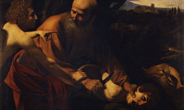 Extreme and provocative … Caravaggio's The Sacrifice of Isaac (1603-04). Photograph: Fine Art Images/Heritage Images/Getty Images